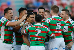 Rabbitohs score 26 unanswered points to defeat Titans