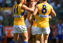 Drew Petrie West Coast Eagles AFL 2017 tall <br /> <a href='http://www.theroar.com.au/2017/03/26/eleven-quick-takes-afl-round-1/'>Twelve quick takes from AFL Round 1</a>