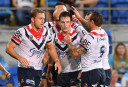 Roosters survive scare to beat Bulldogs by four