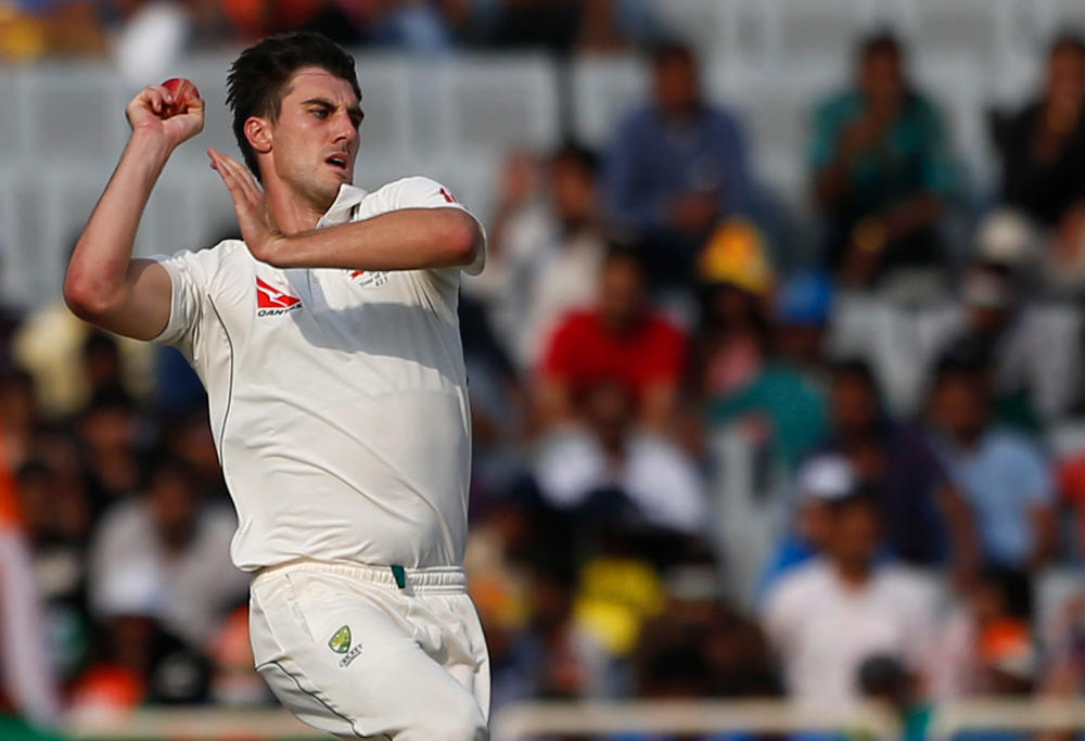 Pat Cummins Cricket Australia 2017