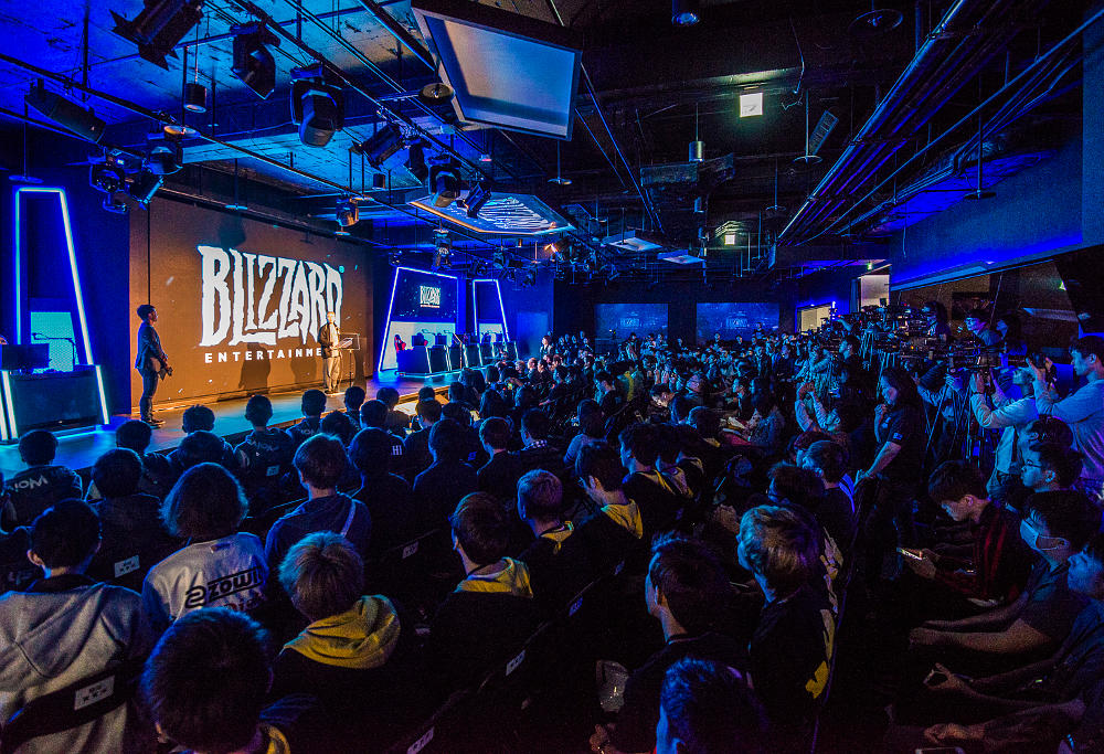 Blizzard Estadium