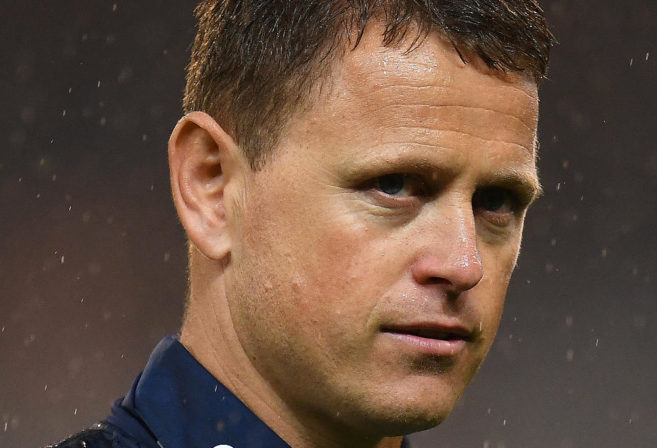 Brendon Bolton Carlton Blues AFL 2017