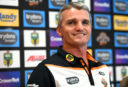 Player departures 'piled the pressure' on young Tigers: Cleary