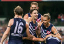 Shane Kersten Fremantle Dockers AFL 2017 <br /> <a href='http://www.theroar.com.au/2017/04/23/eight-quick-takes-afl-weekend-round-5/'>Eight quick takes from the AFL weekend: Round 5</a>