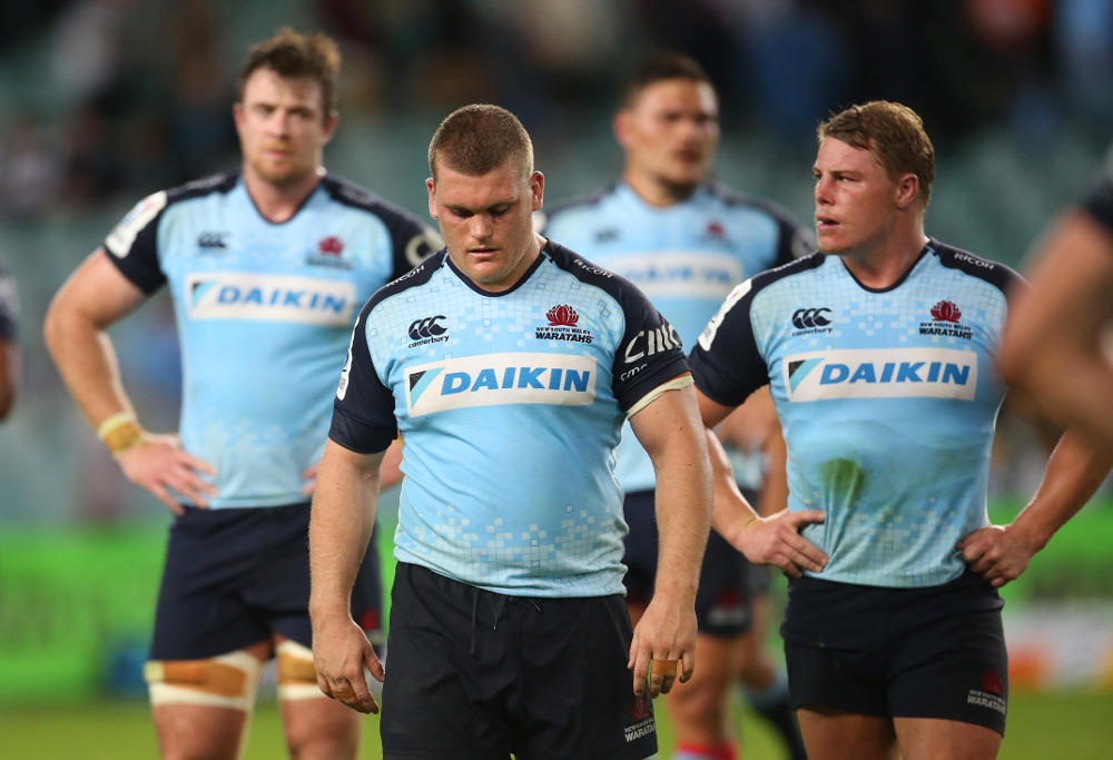 Waratahs Super Rugby Union 2017