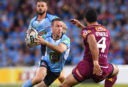 James Maloney says Blues didn't play dumb footy in Origin 2
