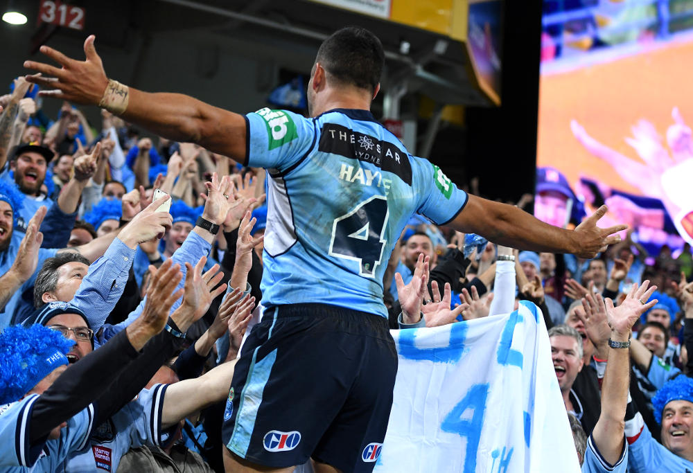 State of Origin: Valentine Holmes will need to beat MRC ...