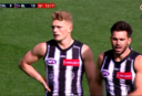 Snapshot_784 <br /> <a href='http://www.theroar.com.au/2017/05/28/watch-collingwoods-jamie-elliott-robs-teammate-adam-treloar-goal/'>WATCH: Collingwood's Jamie Elliott robs teammate Adam Treloar of a goal</a>