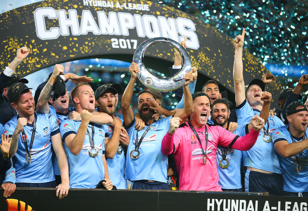 Sydney FC A-League 2017 Grand Final