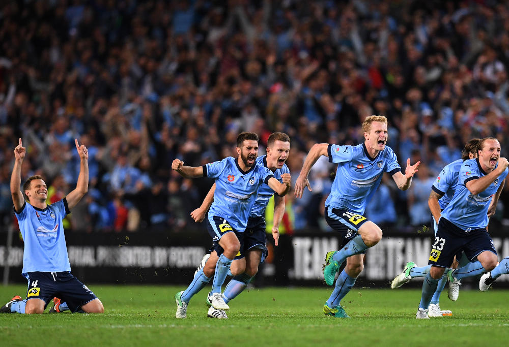 Sydney FC Football A-League Grand Final 2017