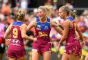 Tayla Harris Brisbane Lions AFLW 2017 <br /> <a href='http://www.theroar.com.au/2017/05/31/giving-fox-30m-will-not-help-womens-sport/'>Giving Fox $30m will not help women's sport</a>