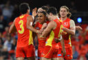 Touk Miller Gold Coast Suns AFL 2017 <br /> <a href='http://www.theroar.com.au/2017/05/07/ten-quick-takes-afl-round-7/'>Ten quick takes from AFL Round 7</a>
