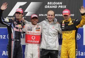 Robert Kubica's Renault test is a win-win