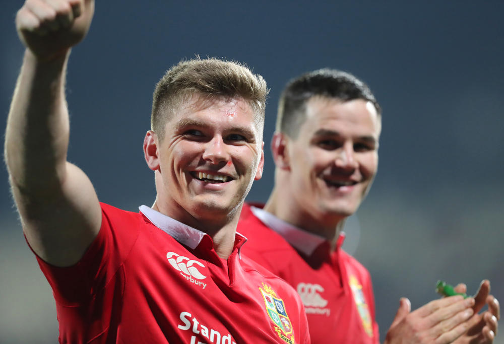 Owen Farrell British and Irish Lions Rugby Union 2017