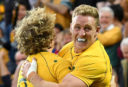 Highlights: Wallabies win 40-27, but it was hardly comfortable
