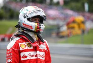 Vettel on the precipice following Singapore sling