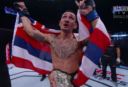 WATCH: UFC 212: Max Holloway defeats Jose Aldo to claim UFC featherweight title in Brazil