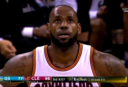 WATCH: Cleveland Cavaliers vs Golden State Warriors: Lebron James alley-oops to himself in Cavs' Game 4 win