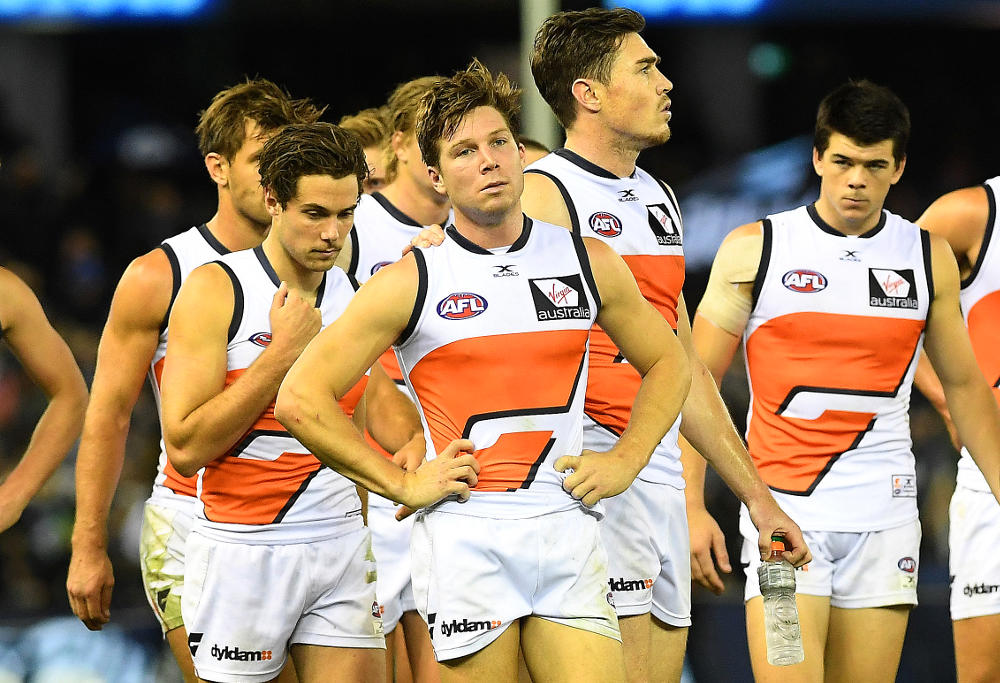 Toby Greene GWS Giants AFL 2017