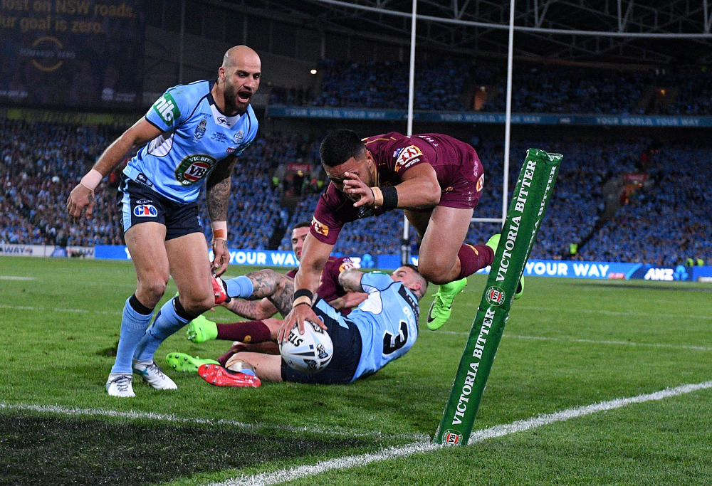 State Of Origin 2018 Game 2 2nd Half Betting - image 2