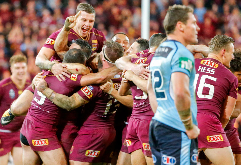 2017 Queensland Maroons State of Origin