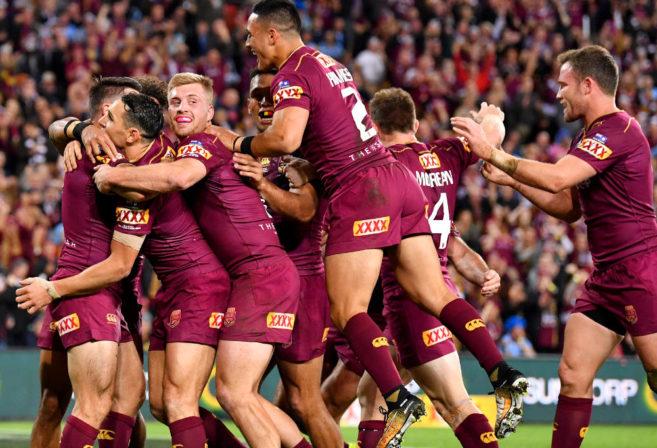 Cameron Munster Queensland Maroons State of Origin 2017