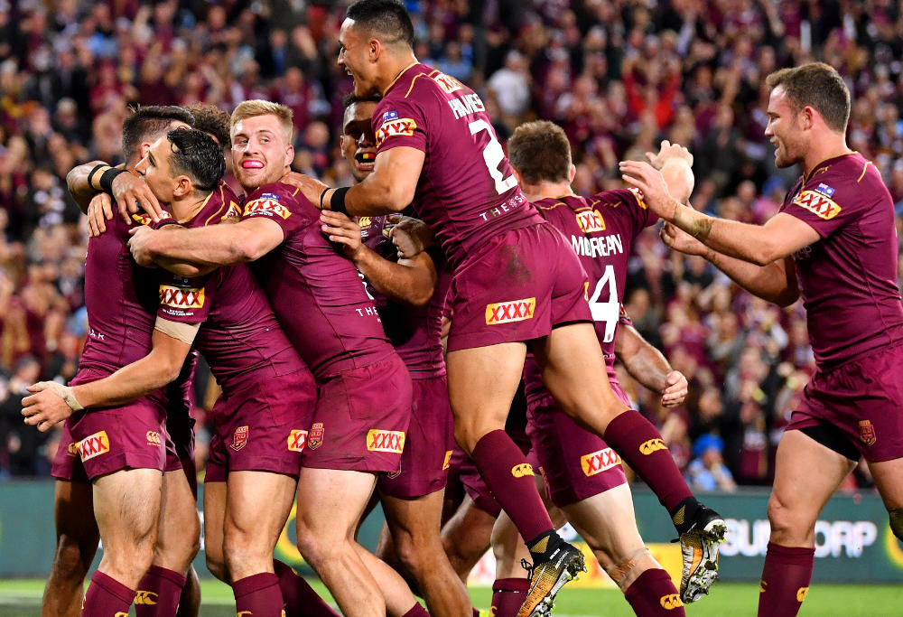 Cameron Munster Queensland Maroons State of Origin 2017
