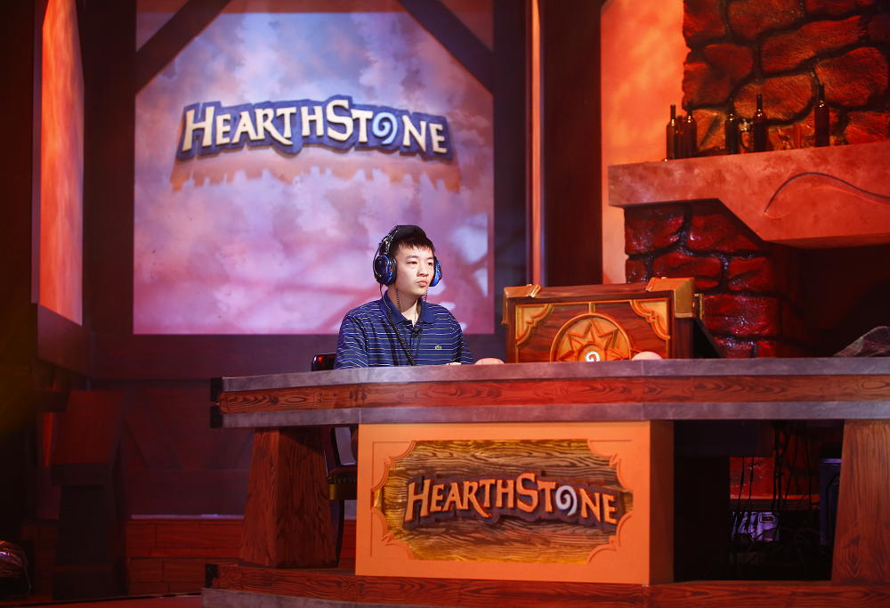 CitizenNappa HCT Hearthstone