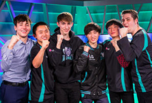Will the LG Dire Wolves rule the Worlds?