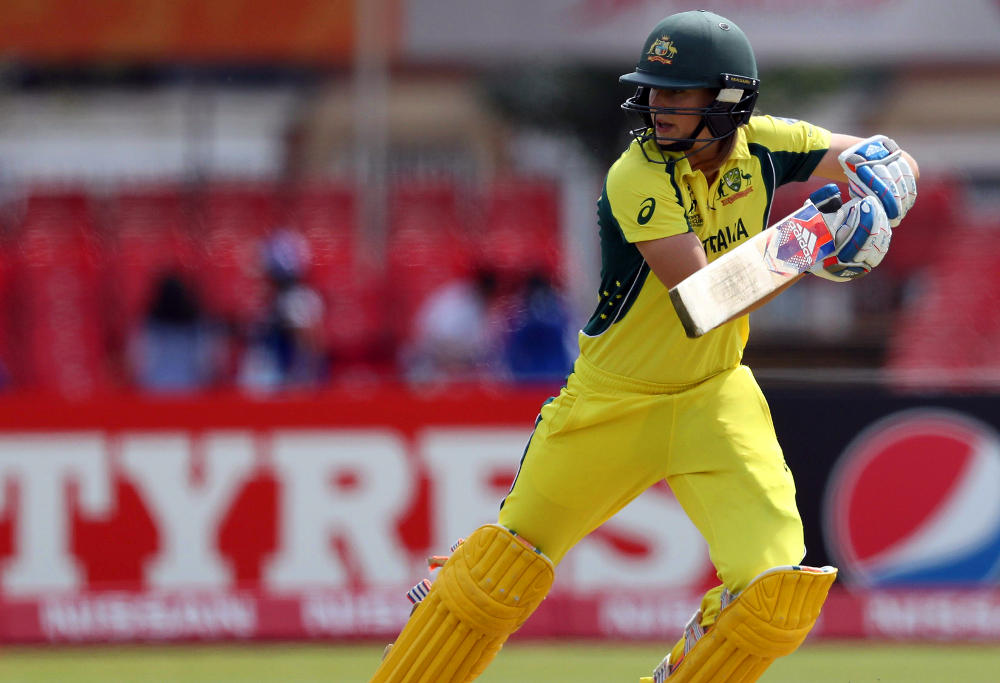 Ellyse Perry Australia Cricket Women's 2017