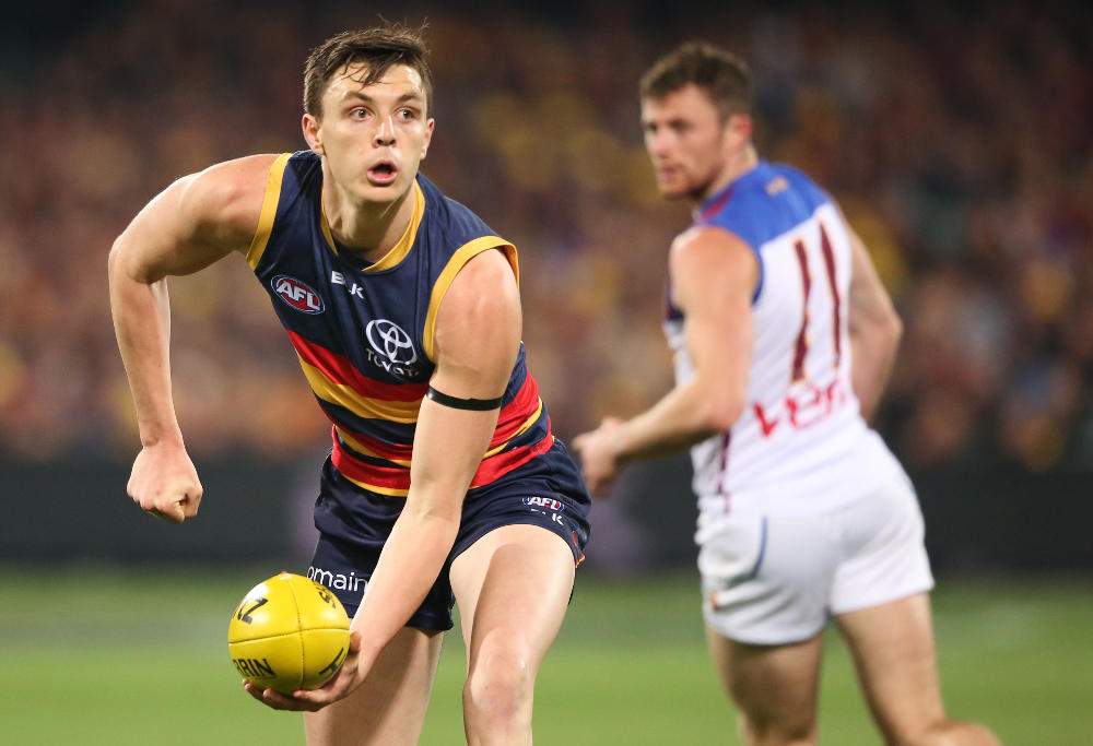 Jake Lever Adelaide Crows AFL 2016
