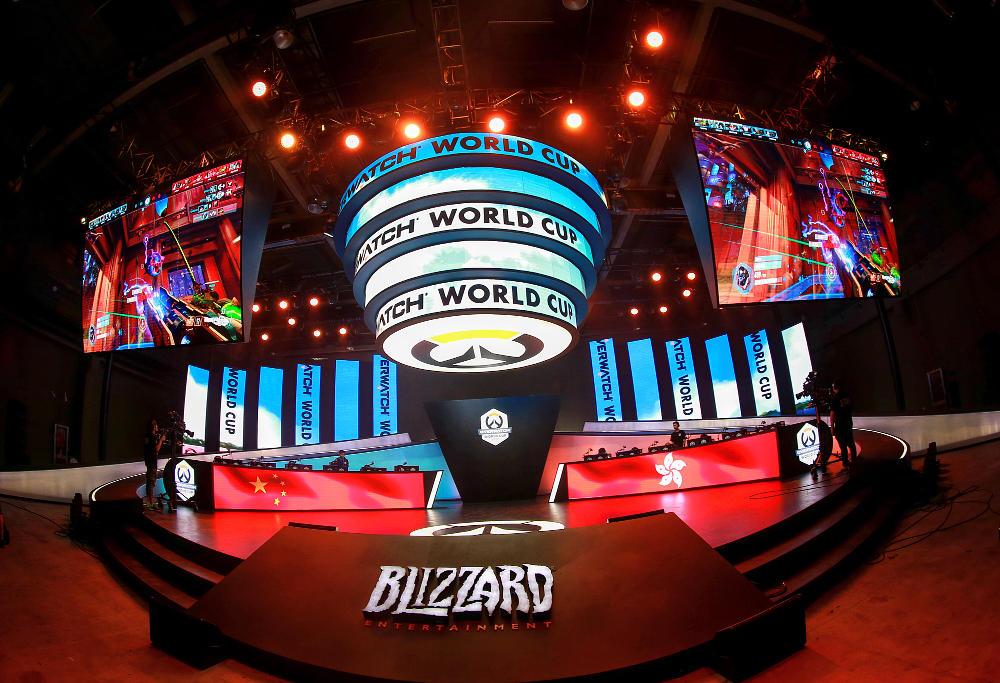 Overwatch World Cup Shanghai Qualifier Stage