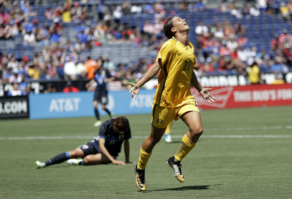 Matildas Tournament of Nation Champions with emphatic victory over Brazil