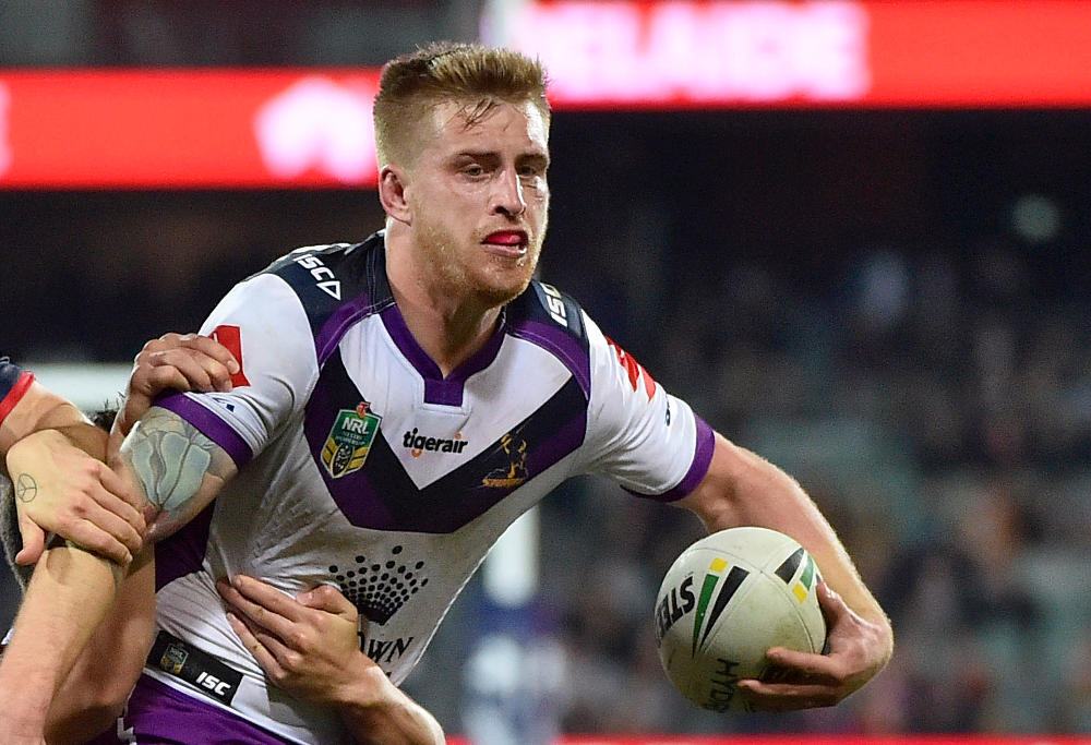 Cameron Munster Melbourne Storm