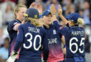 England lifts the World Cup as India presses the panic button