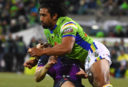 Melbourne Storm vs Canberra Raiders highlights: NRL live scores, blog