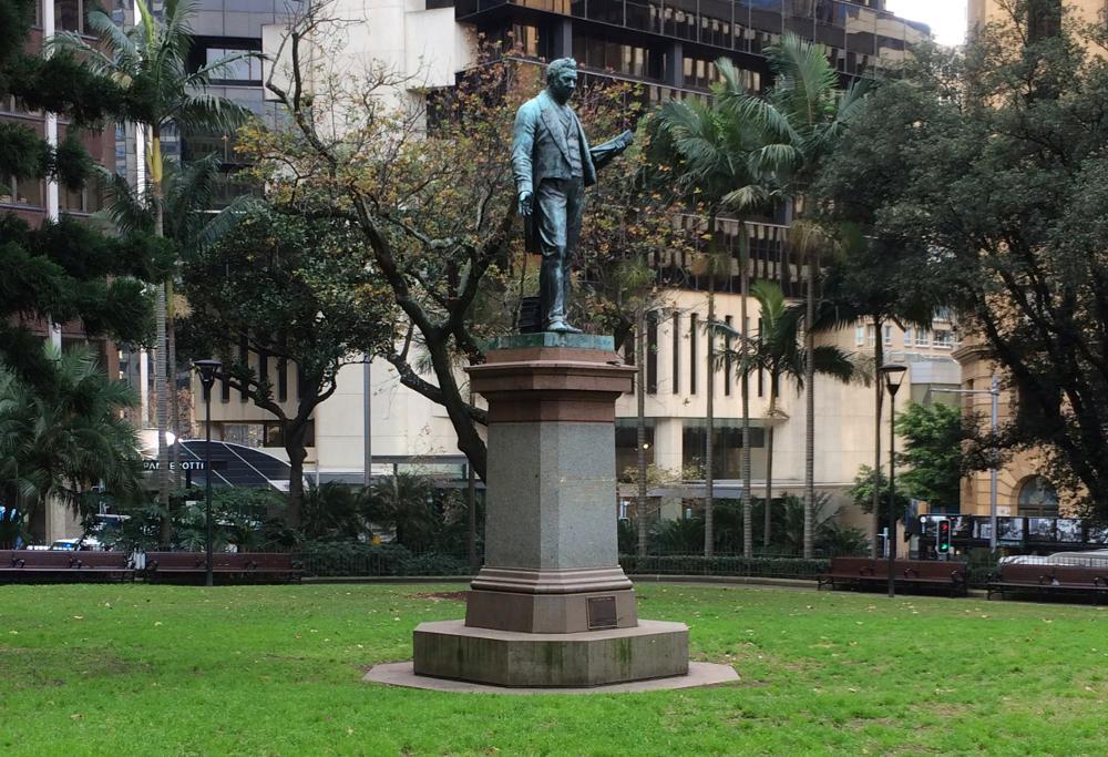 Wynard Park Sydney