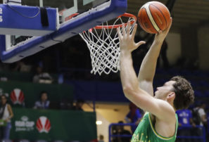 Australia beat New Zealand! (In basketball)