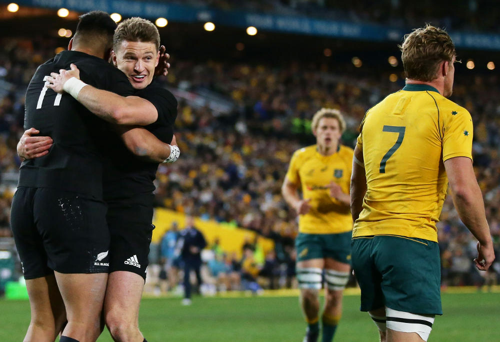 All Blacks investigate Smith's claims about toilet tryst