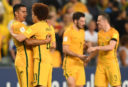 Cahill and Amini <br /> <a href='http://www.theroar.com.au/2017/08/31/can-australia-make-fifa-world-cup-socceroos-qualification-scenarios-russia-2018/'>How can Australia make the FIFA World Cup? Socceroos qualification scenarios for Russia 2018</a>