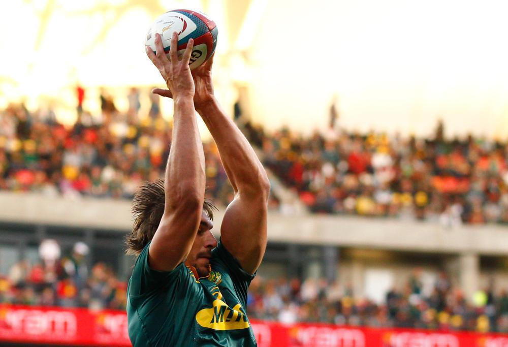 Eben Etzebeth South Africa Springboks Rugby Union 2017