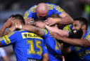 Eels celebrate <br /> <a href='http://www.theroar.com.au/2017/08/20/twelve-talking-points-nrl-round-24/'>Twelve talking points from NRL Round 24</a>