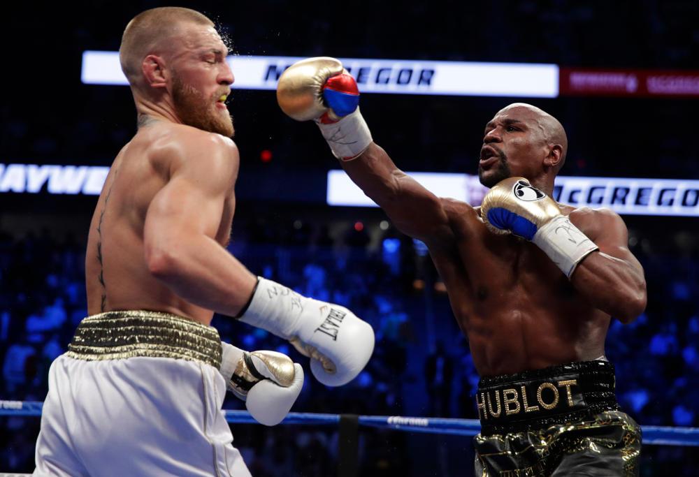 Floyd Mayweather Boxing 2017