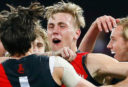 Josh Begley Essendon Bombers AFL 2017 <br /> <a href='http://www.theroar.com.au/2017/08/19/begley-bounces-bombers-back-into-top-eight/'>Begley bounces Bombers back into top eight</a>