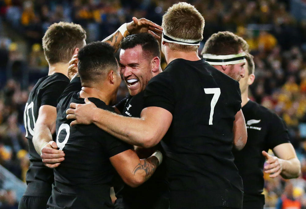 All Blacks humble Wallabies again