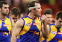 Shannon Hurn West Coast Eagles AFL 2017 <br /> <a href='http://www.theroar.com.au/2017/08/20/ten-quick-takes-afl-round-22/'>Ten quick takes from AFL Round 22</a>