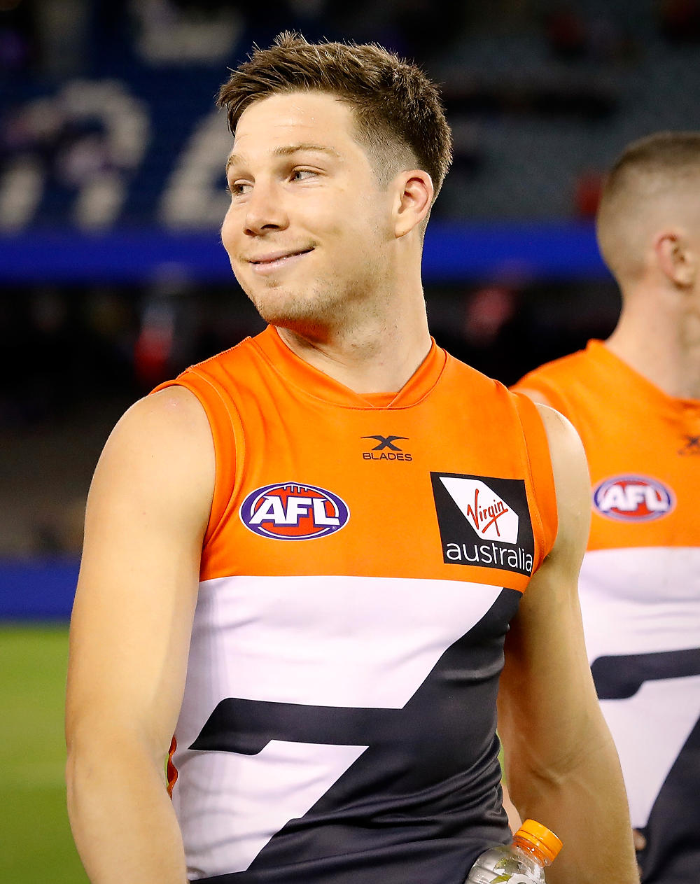 Toby Greene GWS Giants AFL 2017 tall