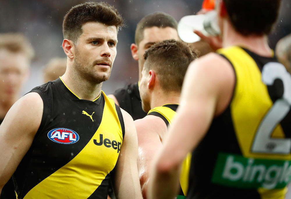 Richmond's Trent Cotchin cleared to play Grand Final