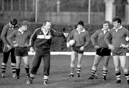 Alan Jones Wallabies coach