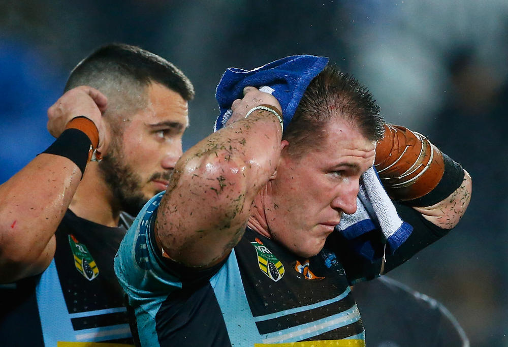 Paul Gallen Sharks